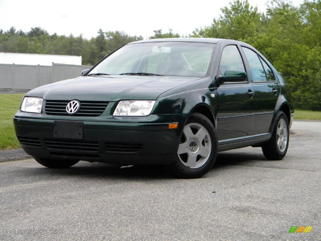 2001 baltic green volkswagen jetta gls tdi sedan 40571466 car color galleries. Black Bedroom Furniture Sets. Home Design Ideas