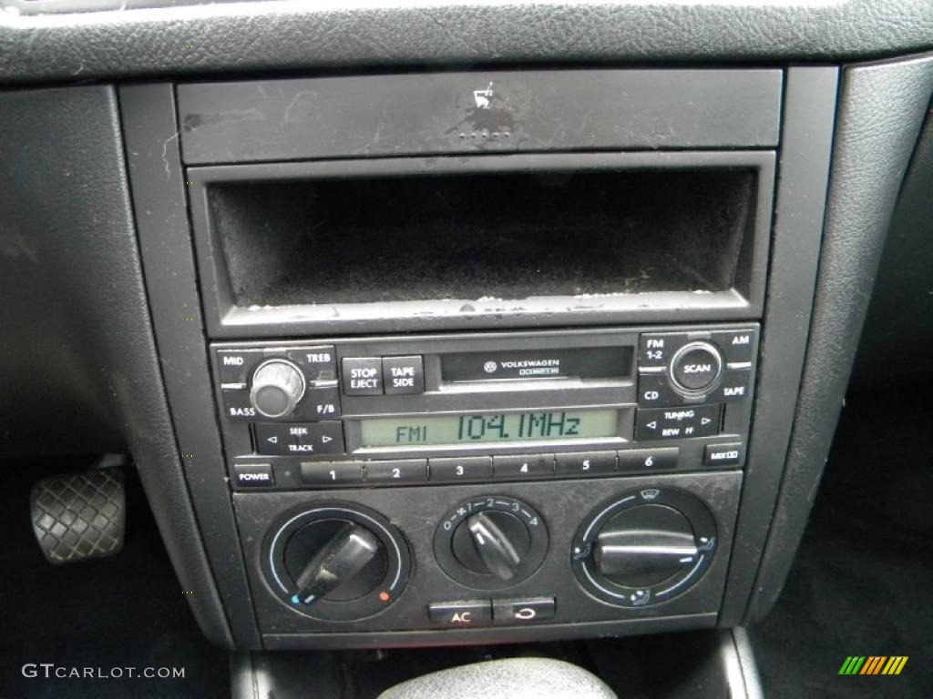 2001 volkswagen jetta gls tdi sedan controls photo 40636454. Black Bedroom Furniture Sets. Home Design Ideas