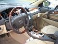 Cashmere/Cocoa Prime Interior Photo for 2011 Buick Enclave #40637834