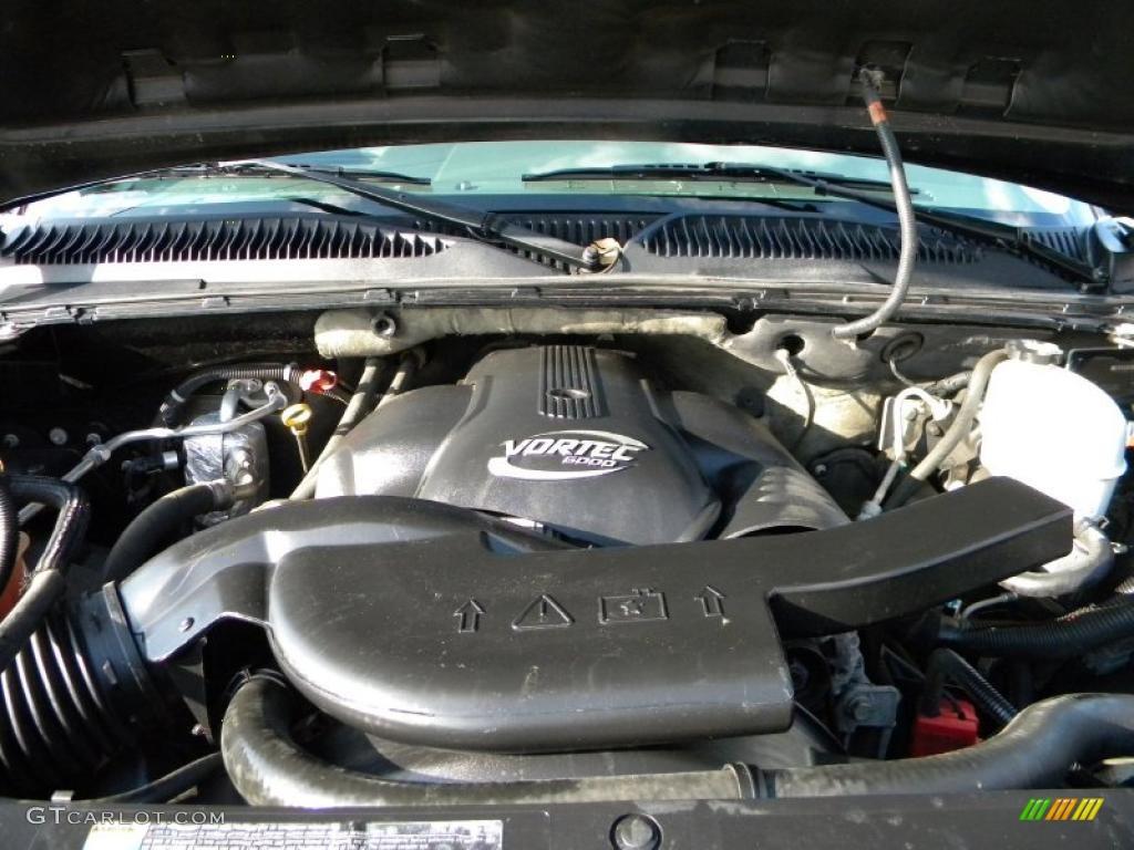 a diagram for 2004 escalade engine 2004 cadillac escalade ext awd 6.0 liter ohv 16-valve ...