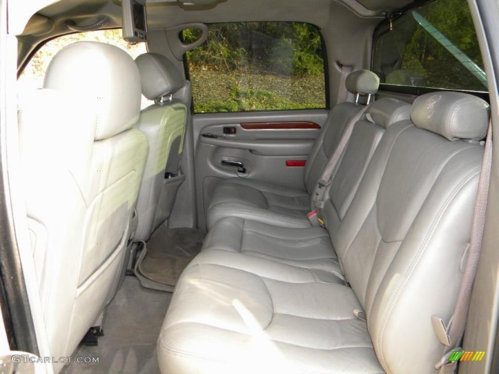 2004 cadillac escalade ext awd interior photo 40638950
