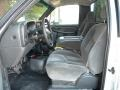 2003 Summit White Chevrolet Silverado 3500 Regular Cab 4x4 Chassis Dump Truck  photo #43