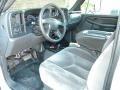 2003 Summit White Chevrolet Silverado 3500 Regular Cab 4x4 Chassis Dump Truck  photo #44