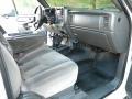 2003 Summit White Chevrolet Silverado 3500 Regular Cab 4x4 Chassis Dump Truck  photo #47