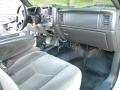 2003 Summit White Chevrolet Silverado 3500 Regular Cab 4x4 Chassis Dump Truck  photo #50