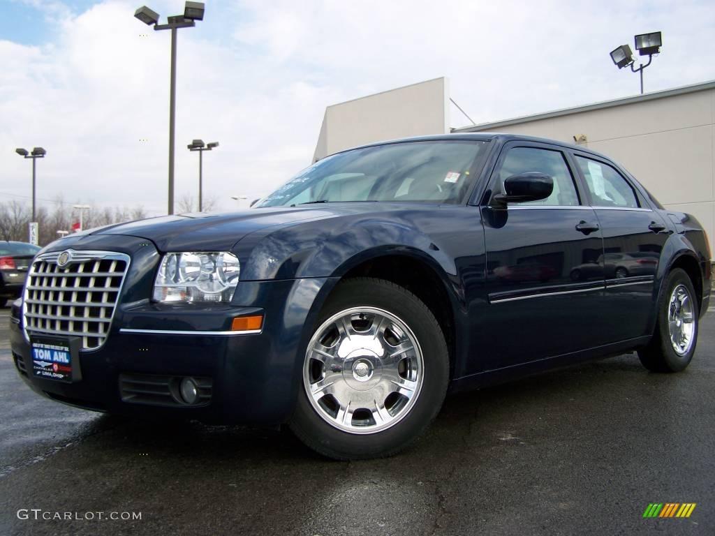 2005 midnight blue pearlcoat chrysler 300 touring 4044618 car color galleries. Black Bedroom Furniture Sets. Home Design Ideas