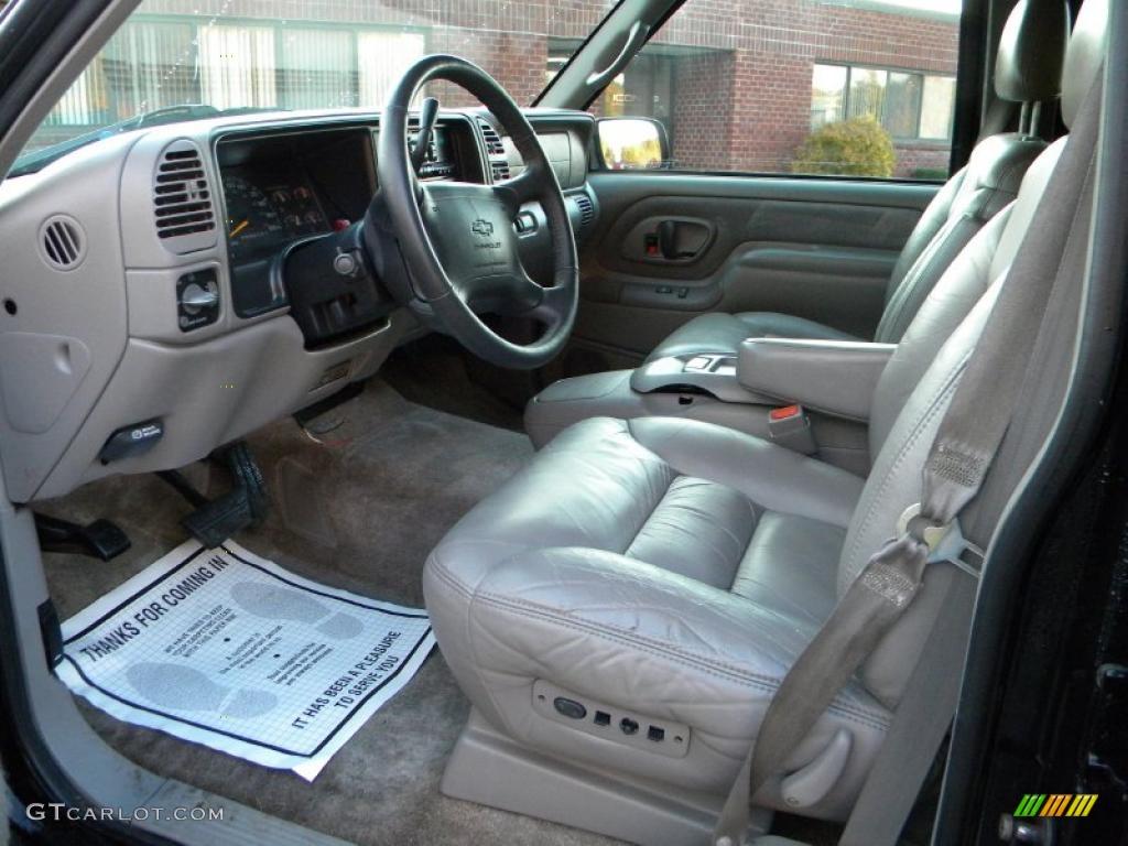 1997 chevrolet suburban k1500 lt 4x4 interior photo - 1997 chevy silverado interior parts ...
