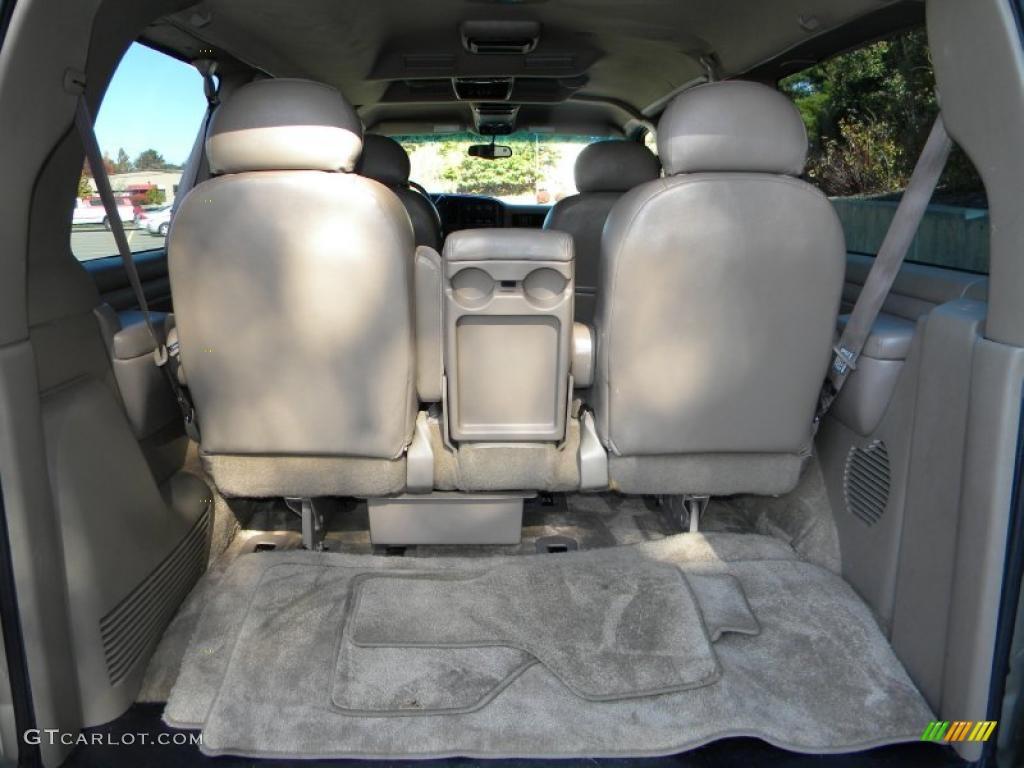2002 Chevrolet Express 1500 Lt Passenger Van Interior Photo 40644662