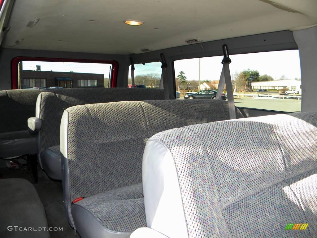 Mist gray interior 2000 dodge ram van 3500 passenger photo 40645994