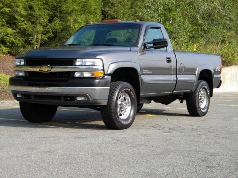 2001 chevrolet silverado 2500hd ls regular cab 4x4 data. Black Bedroom Furniture Sets. Home Design Ideas