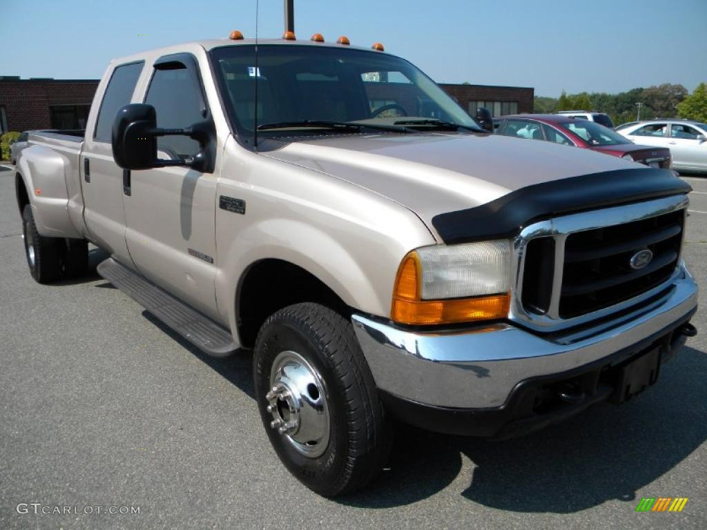 1999 Ford F350 Super Duty XLT Crew Cab 4x4 Dually Exterior Photos