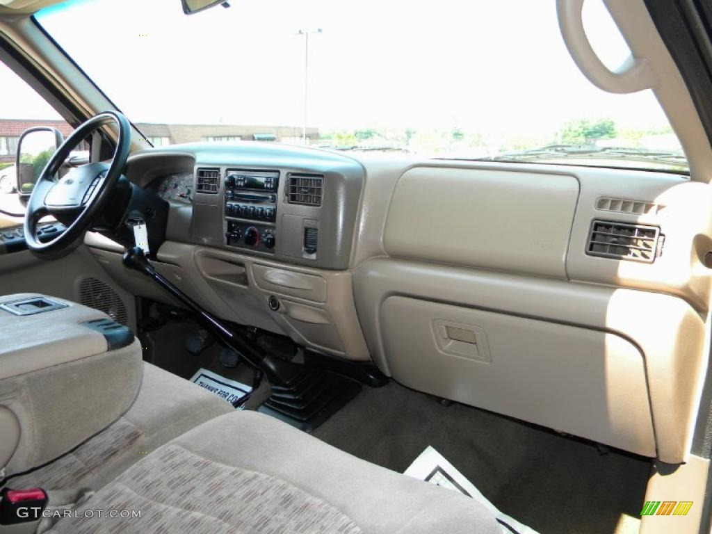 1999 Ford F350 Super Duty XLT Crew Cab 4x4 Dually Dashboard Photos
