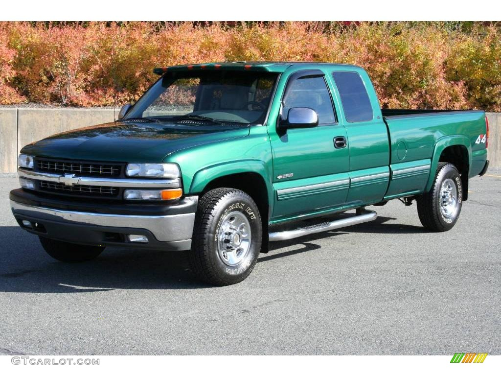 2000 chevrolet silverado 2500 lt extended cab 4x4 exterior photos. Black Bedroom Furniture Sets. Home Design Ideas