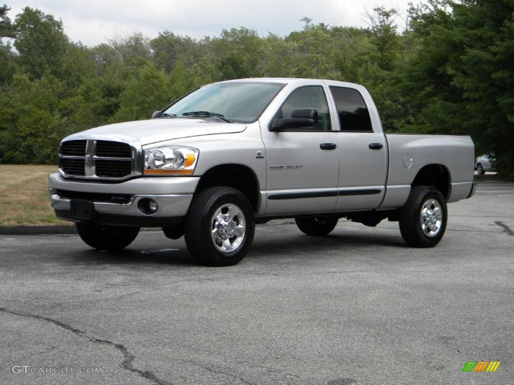2007 Dodge Ram 2500 Power Wagon News >> 2006 Dodge Ram 2500 Thunderroad Quad Cab 4x4 Exterior Photos | GTCarLot.com