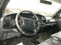 2002 Dodge Ram 3500 Agate Interior Dashboard Photo