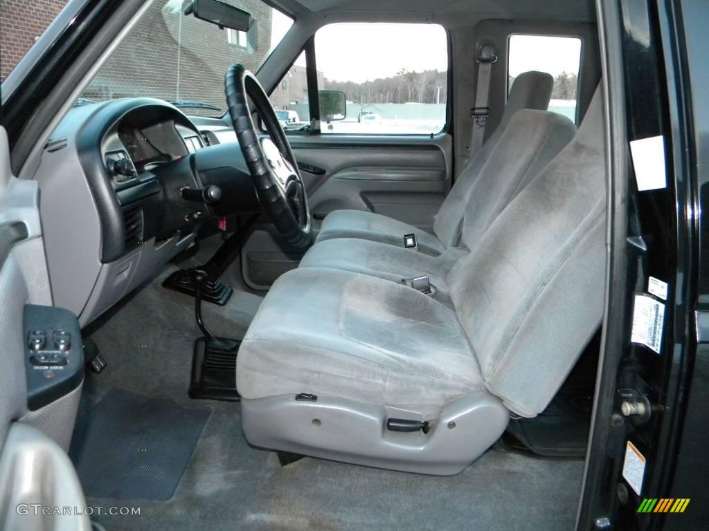 1997 Ford F 250 Interior - Wiring Diagrams •