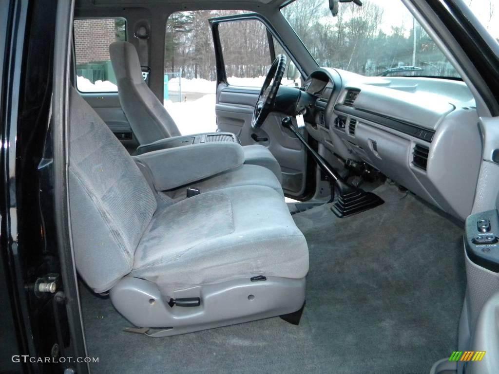 1997 ford f250 xlt extended cab 4x4 interior photo. Black Bedroom Furniture Sets. Home Design Ideas