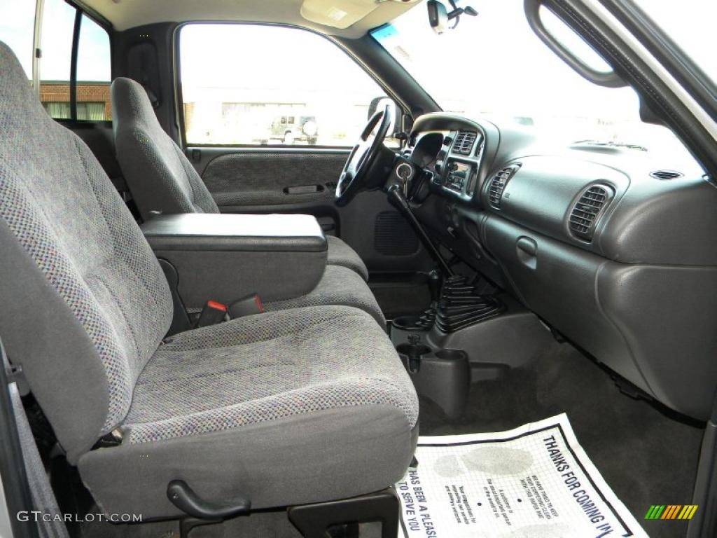 2000 Dodge Ram 2500 Slt Regular Cab 4x4 Interior Photo 40653909
