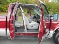 Medium Graphite Interior Photo for 2000 Ford F250 Super Duty #40654474