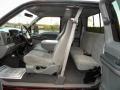 Medium Graphite Interior Photo for 2000 Ford F250 Super Duty #40654482