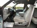 Medium Graphite Interior Photo for 2000 Ford F250 Super Duty #40654490