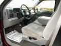 Medium Graphite Interior Photo for 2000 Ford F250 Super Duty #40654498