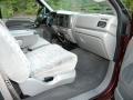 Medium Graphite Interior Photo for 2000 Ford F250 Super Duty #40654566
