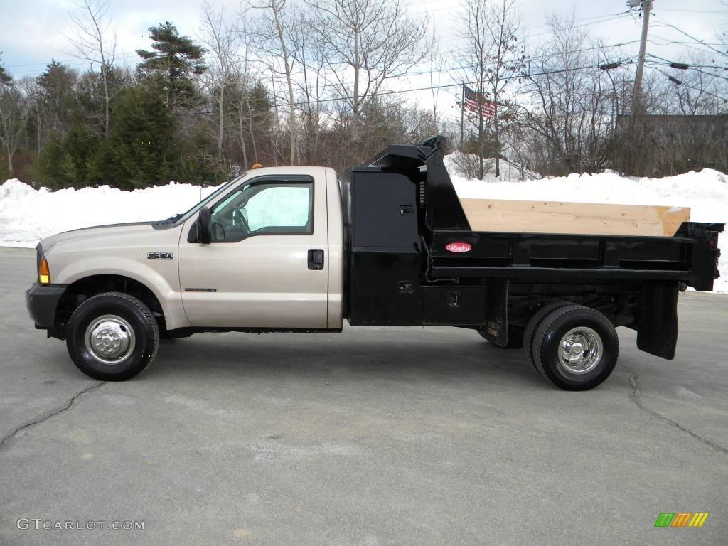 99 ford f350 dump truck