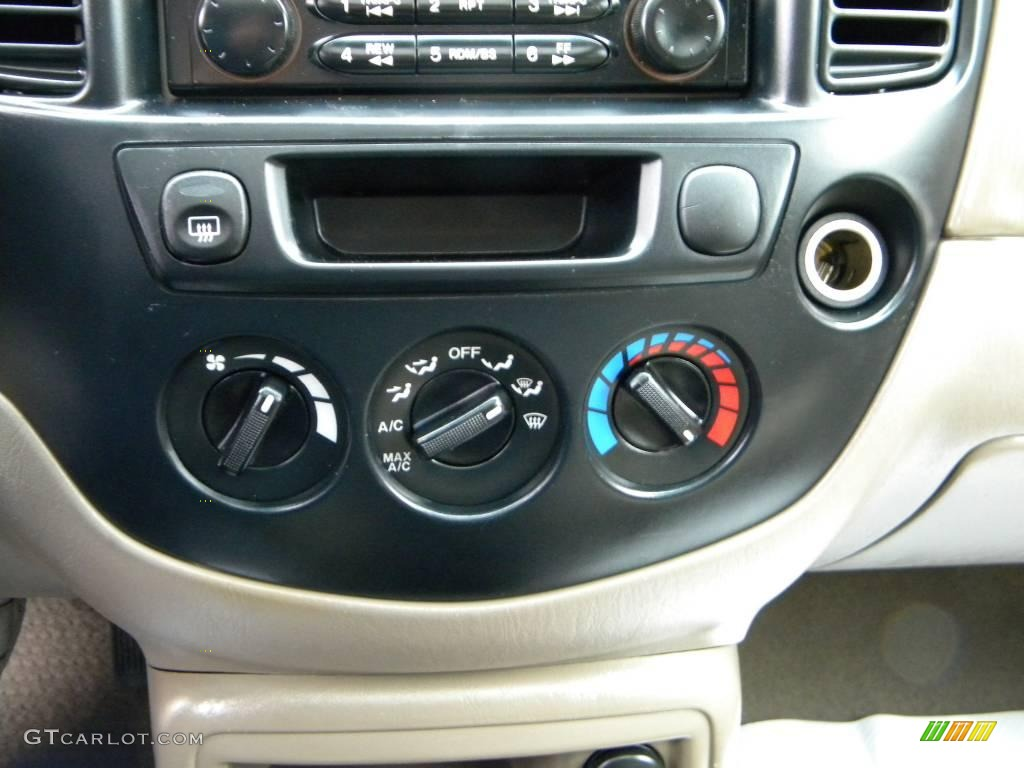 2001 mazda tribute lx v6 controls photo 40659889. Black Bedroom Furniture Sets. Home Design Ideas