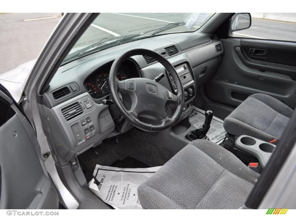 1998 Honda Cr V Lx 4wd Interior Photo 40660989 Gtcarlot Com