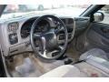 Graphite Prime Interior Photo for 2002 Chevrolet S10 #40670498