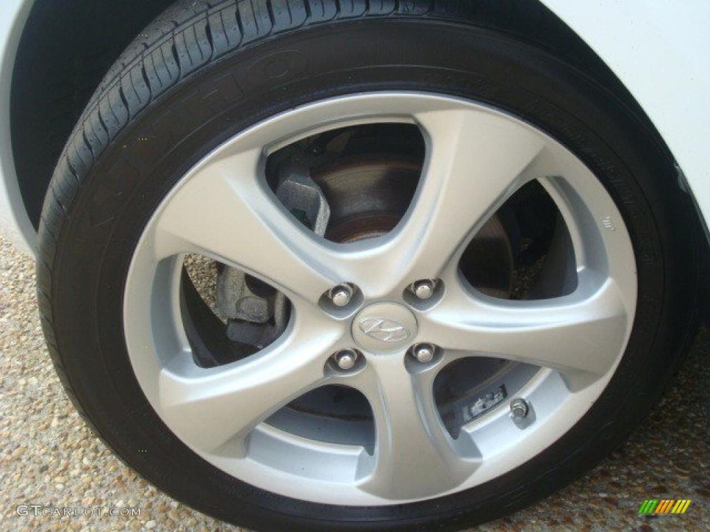 2008 Hyundai Accent Se Coupe Wheel Photo 40671282