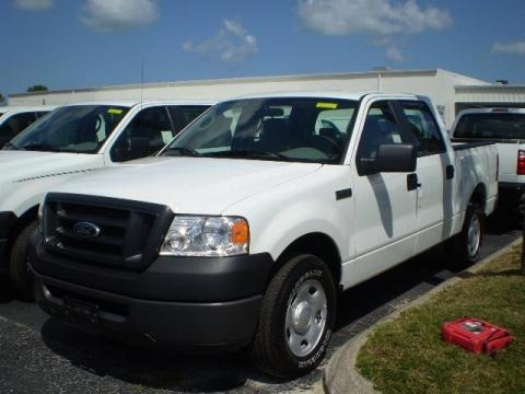 2008 ford f150 xl supercrew data info and specs. Black Bedroom Furniture Sets. Home Design Ideas