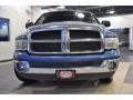 2002 Atlantic Blue Pearl Dodge Ram 1500 SLT Quad Cab  photo #3