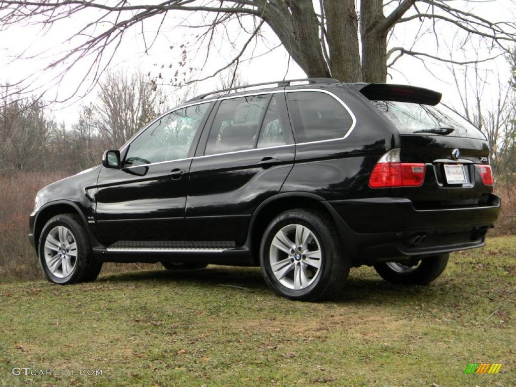 jet black 2006 bmw x5 exterior photo 40680794. Black Bedroom Furniture Sets. Home Design Ideas