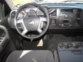 Ebony Dashboard Photo for 2008 Chevrolet Silverado 1500 #40682554