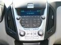 Jet Black/Light Titanium Controls Photo for 2010 Chevrolet Equinox #40685494