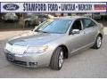 2008 Vapor Silver Metallic Lincoln MKZ AWD Sedan  photo #1