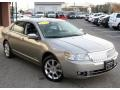 2008 Vapor Silver Metallic Lincoln MKZ AWD Sedan  photo #3