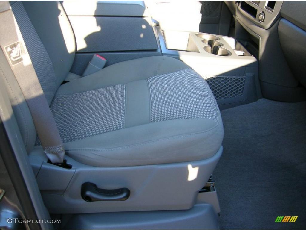 2006 Ram 1500 Big Horn Edition Quad Cab 4x4 - Mineral Gray Metallic / Medium Slate Gray photo #21
