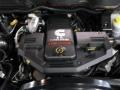 2007 Inferno Red Crystal Pearl Dodge Ram 3500 Laramie Quad Cab 4x4  photo #23