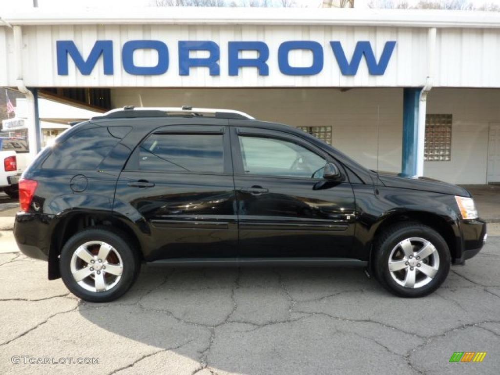 2006 Black Pontiac Torrent 40710802 Gtcarlot Com Car
