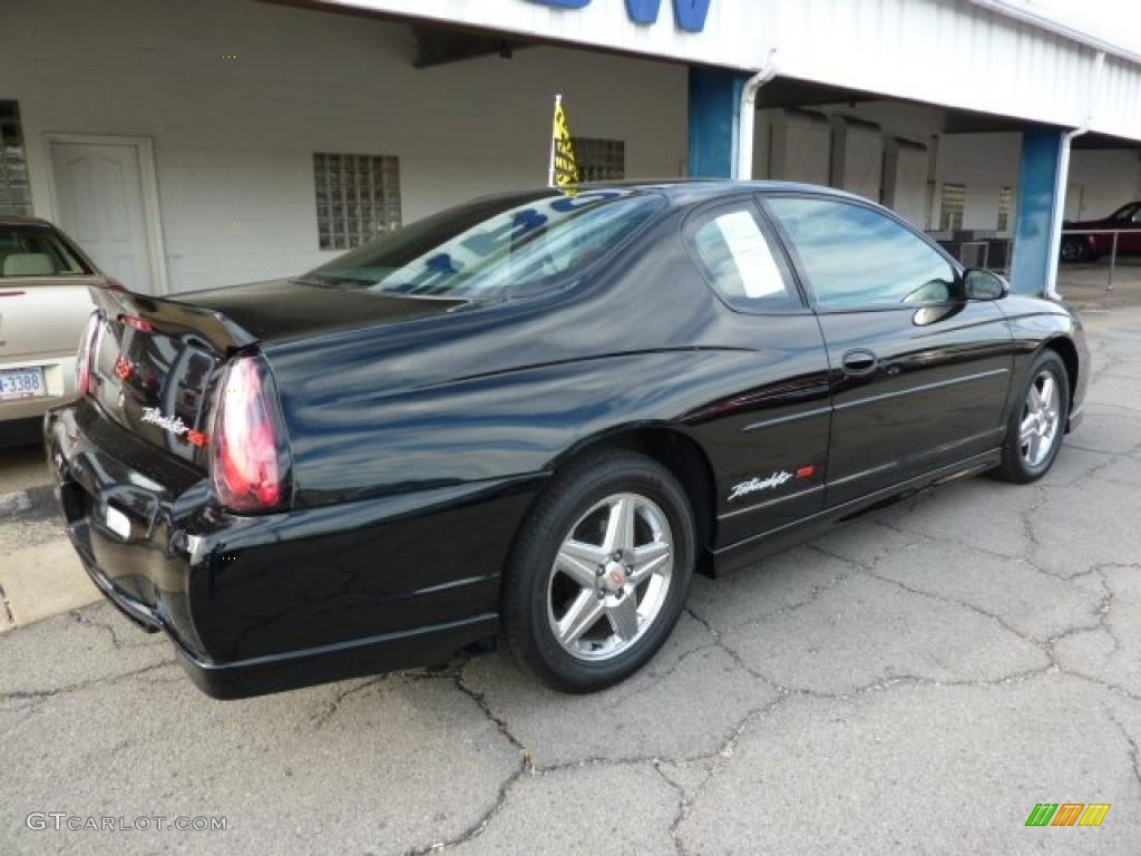 black 2004 chevrolet monte carlo intimidator ss exterior photo 40718306. Black Bedroom Furniture Sets. Home Design Ideas