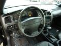 Ebony Black 2004 Chevrolet Monte Carlo Intimidator SS Dashboard