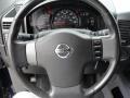 Graphite Black/Titanium Steering Wheel Photo for 2007 Nissan Titan #40722540