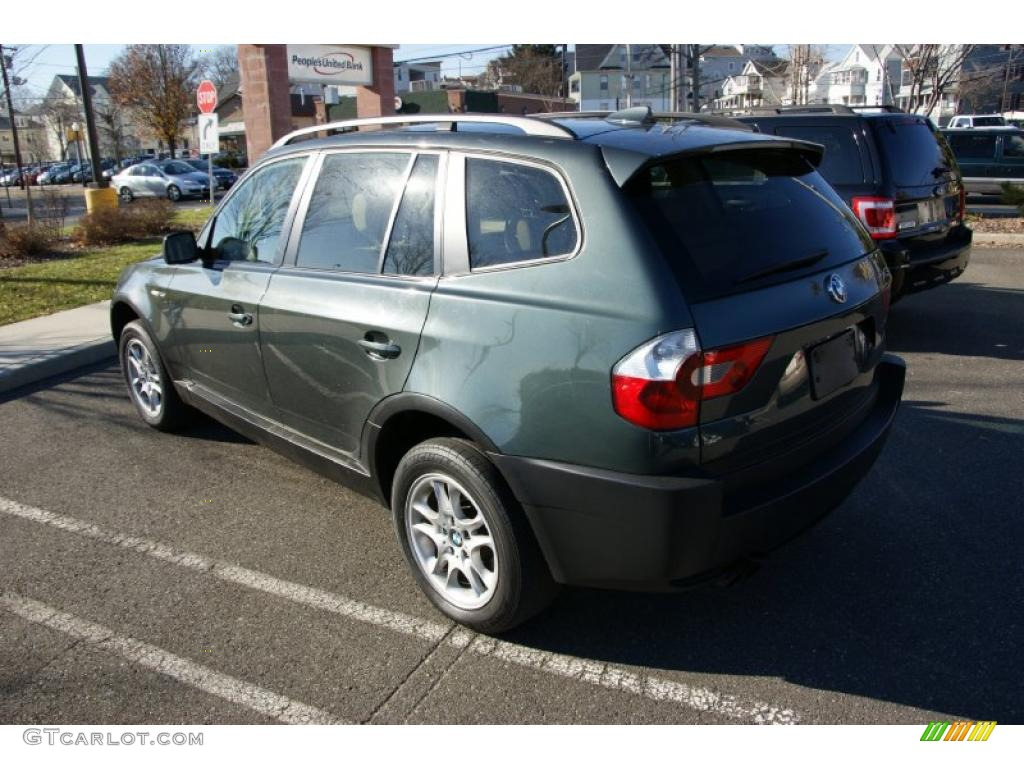 highland green metallic 2005 bmw x3 exterior photo 40728282. Black Bedroom Furniture Sets. Home Design Ideas