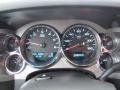 2010 Chevrolet Silverado 1500 Ebony Interior Gauges Photo