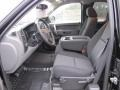 2011 Black Chevrolet Silverado 1500 LS Extended Cab  photo #9