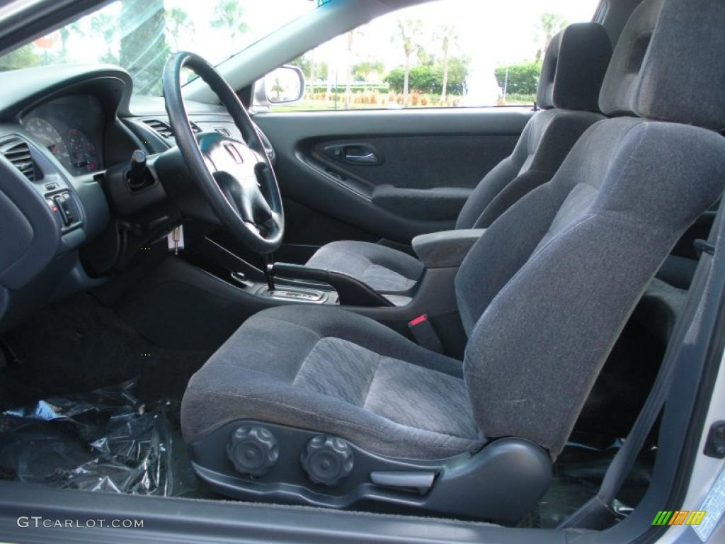 2001 Honda Accord LX Coupe interior Photo 40737239  GTCarLotcom