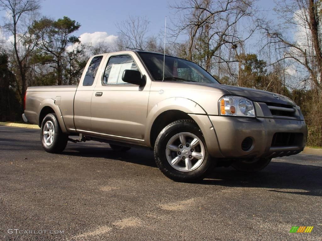 2004 Sand Dune Metallic Nissan Frontier Xe King Cab 4053102 Car Color Galleries